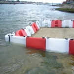 Temp Flood Barrier in Listullycurran 8